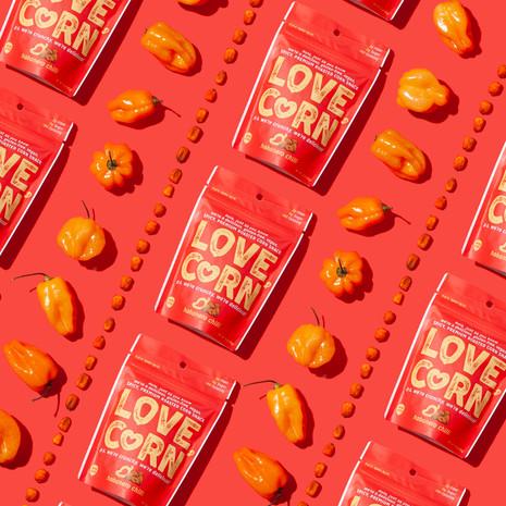 Love Corn, Habanero Chilli