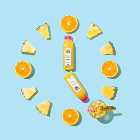Natalie's Orchid Island Juice, Orange Pineapple
