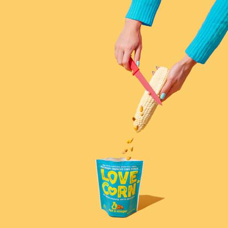Love Corn, Sald & Vinegar