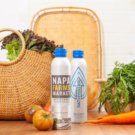 Pathwater x Napa Farms Market