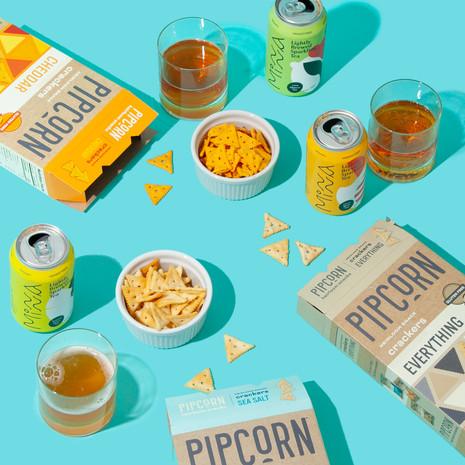 Pipcorn x Minna