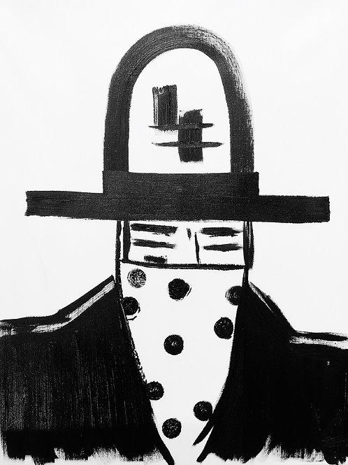 Man in Hat 480