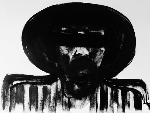 Man in Hat 372
