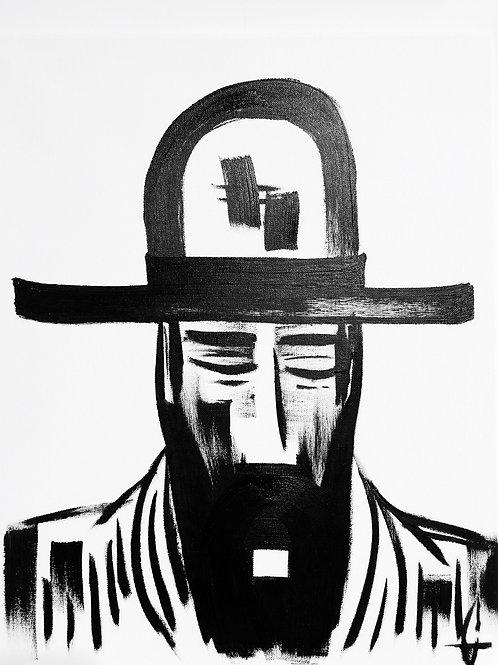 Man in Hat 441