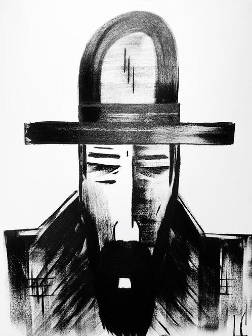 Man in Hat 426