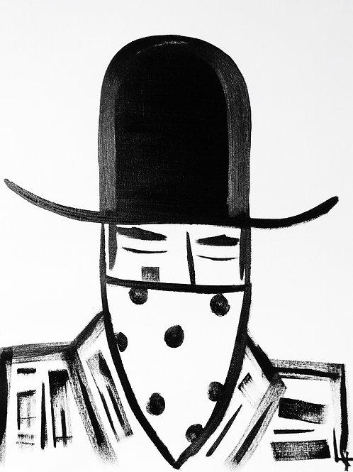 Man in Hat 389