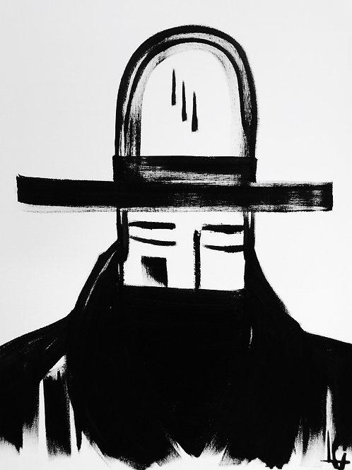 Man in Hat 456