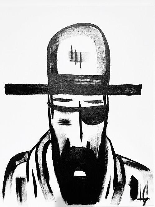 Man in Hat 440