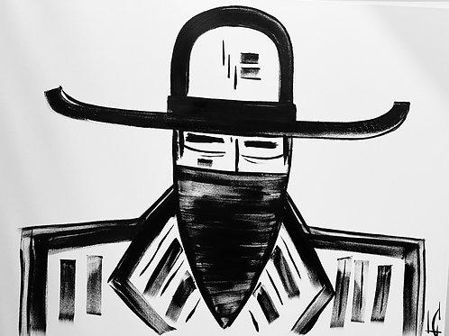 Man in Hat 495