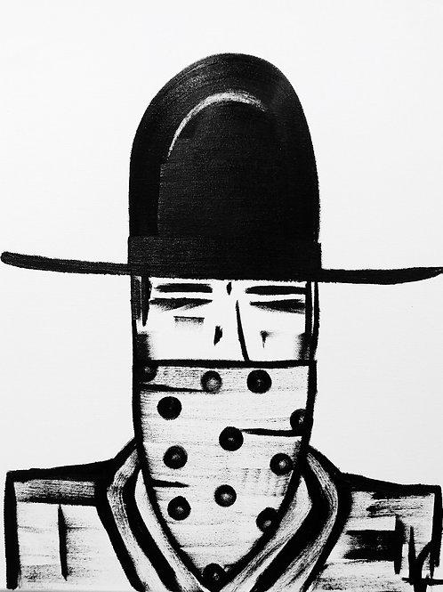 Man in Hat 481