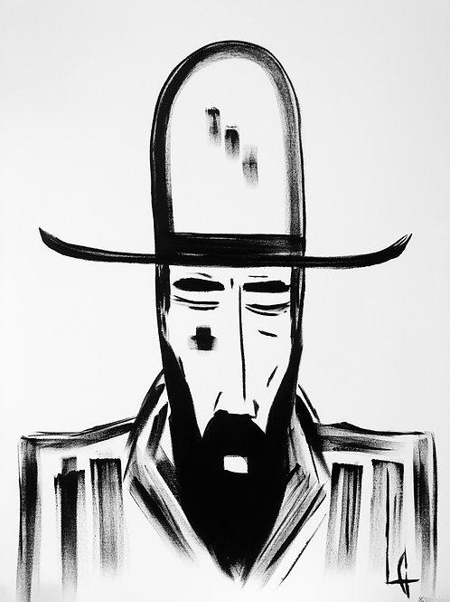 Man in Hat 431