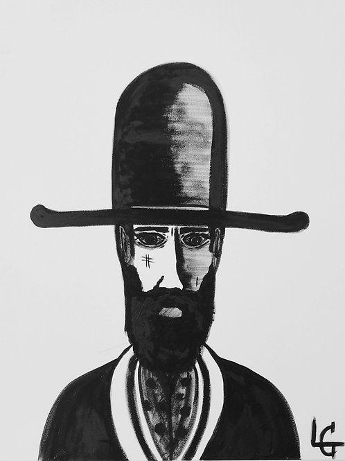 Man in Hat 340 | Medium