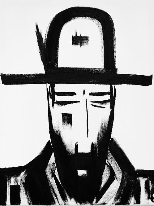 Man in hat 406