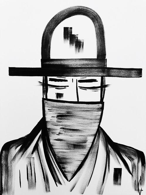 Man in Hat 473