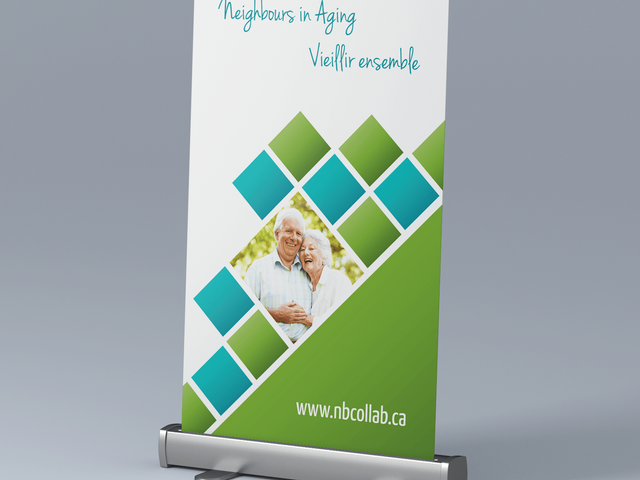 Pull-up Banner design and print