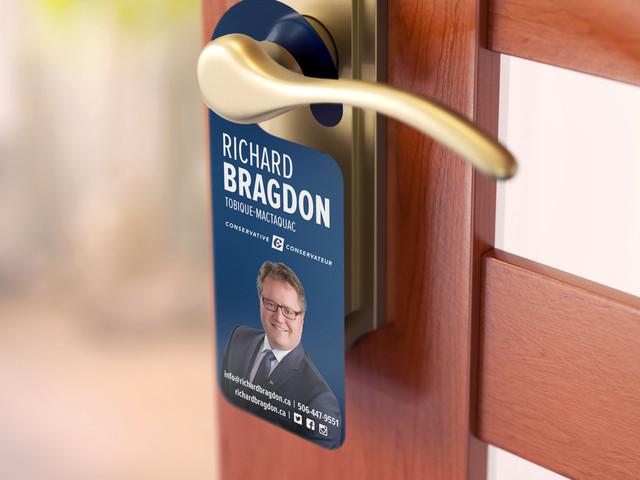 Door Hanger design and print