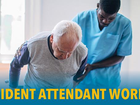 Resident Attendant Worker Program