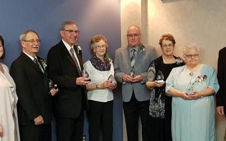 Nursing Home Volunteer Awards Gala Dinner