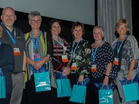 AGM Award Recipients 2019