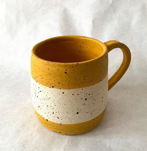 My Mug in Turmeric Yellow