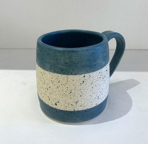 My Mug in Teal Blue