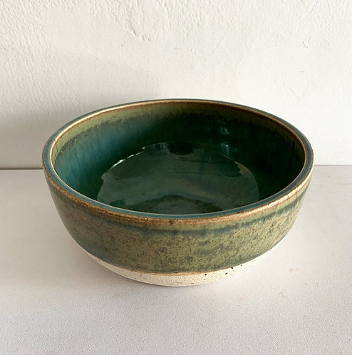 Farm Bowl in Sea Green