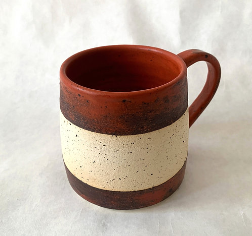 My Mug in Paprika Red