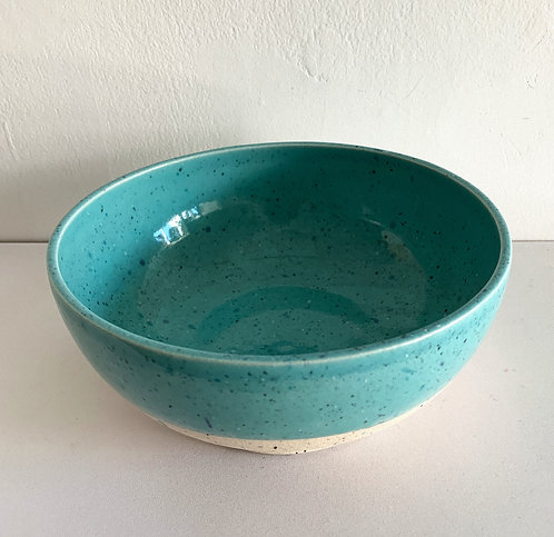 Farm Bowl in Turquoise