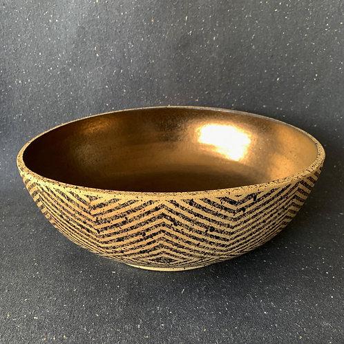 Pot of Gold Serving Bowl