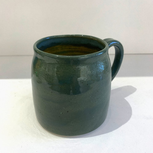 Kitchen Mug in Woodsy Green