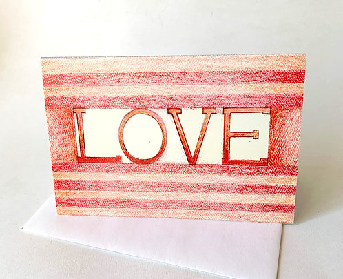 Love & Joy Card