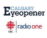 calgary eyeopener, CBC radio one