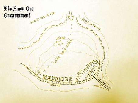 Hellfrost Part 11: The Snow Orc Encampment