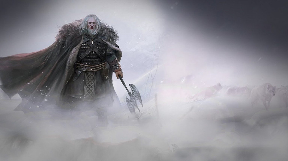 Valcoinan the Frostborn Thrympriest