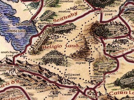 Hellfrost: Part 1 - Trouble in Somerlisse