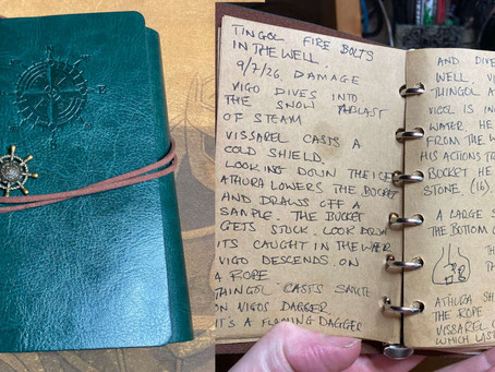 The Gamers Notebook - A Bloggers Perspective