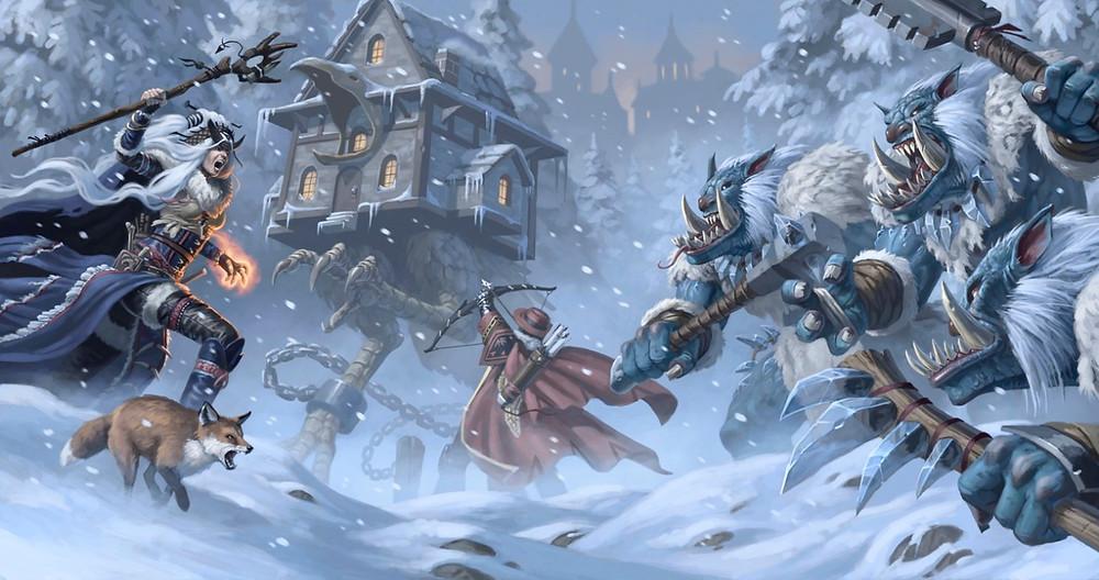 Snow Orcs