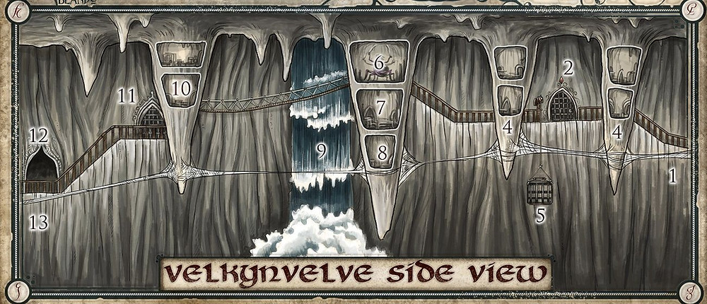Velvynvelve - Drow Outpost - Out of the Abyss