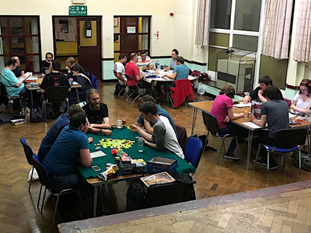 Why You Should Join a Local Tabletop Roleplaying Group
