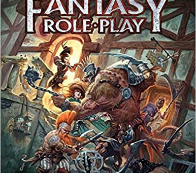 D&D is not the only Tabletop Role Playing Game in Town