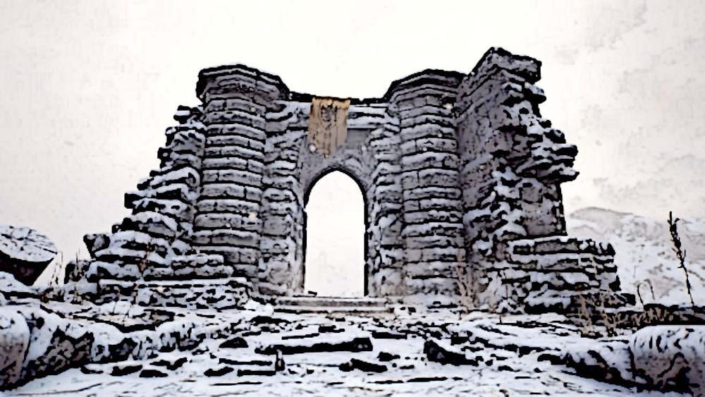 Hellfrost - Anari Ruin