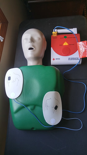 AEDs - Automated External Defibrillator