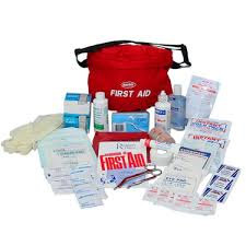First Aid Kits starting at $25.00