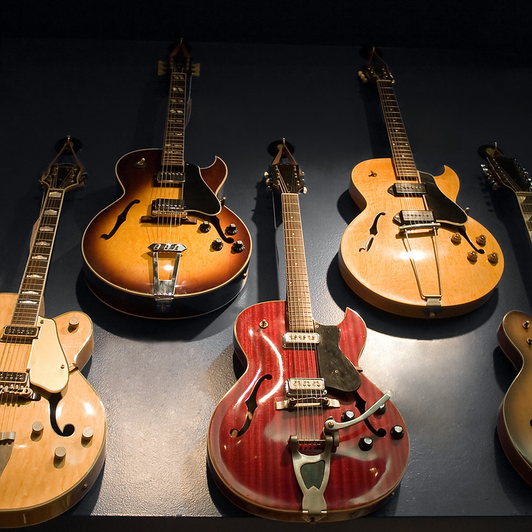 National Guitar Day!