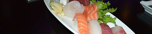 Sushi & Sashimi Entrées