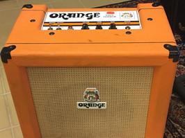 Orange Tiny Terror 3995:-