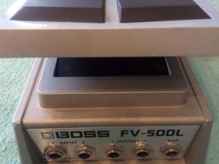 Boss FV-500L  695:-