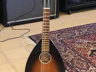 Levin mandolin 1995:-