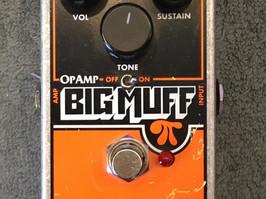 EH Big muff OP amp 750:-