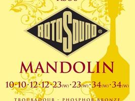 ROTOSOUND Mandolinsträngar - 149 kr
